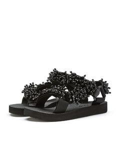 Trekky pearl sandals