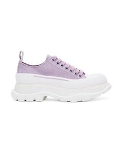 SSENSE发售紫色Tread Slick运动鞋