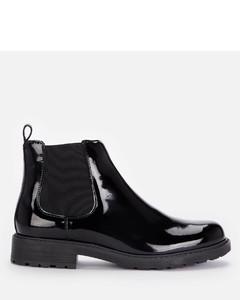 Women's Orinoco 2 Lane Patent Chelsea Boots - Black