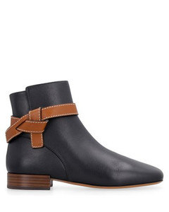 Gate Ankle Boots