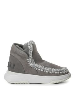 Air Max 96 II网眼皮革绒面革运动鞋