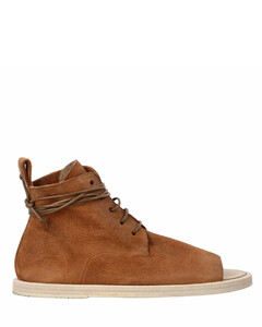 Sandello ankle boot in suede