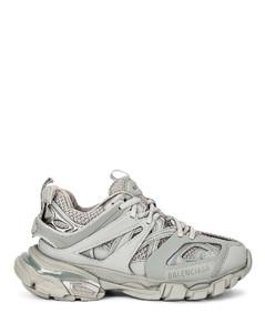 Track Sneakers in Grey