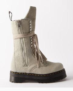 Heritage Panelled Sneakers