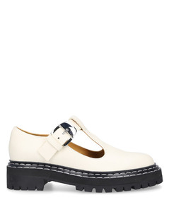 Loafers PS35110 calfskin