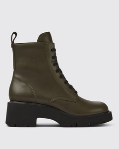 Tread Slick Sneakers in Blue Leather