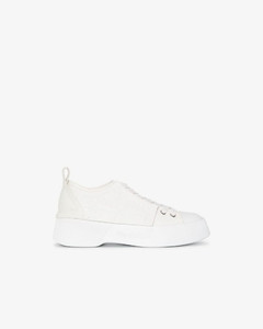Thora Combat Boots In Black Leather