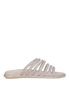 Rois Calf Leather Lace-up Boot Stud