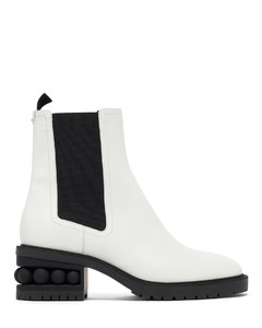 Casati leather Chelsea boots