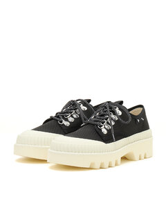 City lace-up sneakers