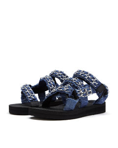 I.T Exclusive - Trekky Duo Chain sandals