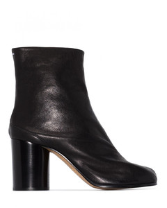 Tabi Leather Boots