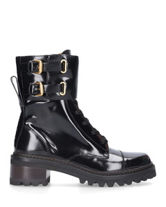 Ankle Boots Black MOZART
