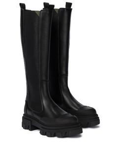 Mytheresa发售 — 皮革靴子