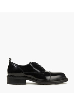 Woman Abra Glossed-leather Brogues
