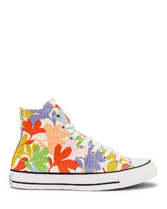 CHUCK TAYLOR ALL STAR GARDEN PARTY ALL-OVER PRINT运动鞋