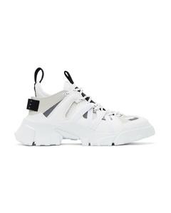 白色No.0系列Orbyt Descender No.2运动鞋