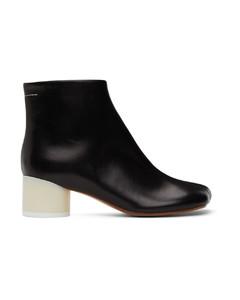 黑色Classic踝靴