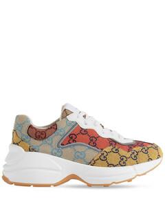 50mm Gg Multicolor Rhyton Sneakers