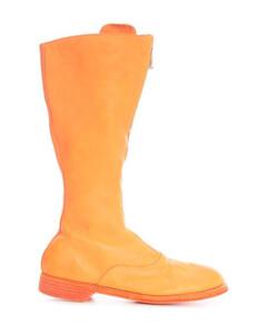 410 Front Zip Boots
