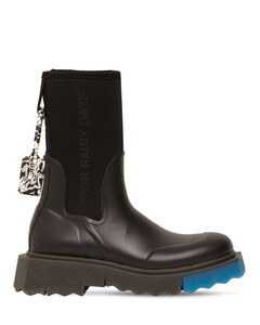 40mm Rubber & Neoprene Combat Boots