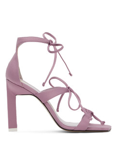 Leather Exaggerated-sole Chelsea Boots - IT39