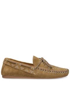 Awge Gladi Crystal-embellished Satin Sandals - IT35