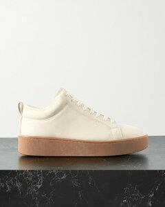 Leather Platform Sneakers - IT35