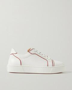 Vieirissima Two-tone Leather Sneakers - IT34