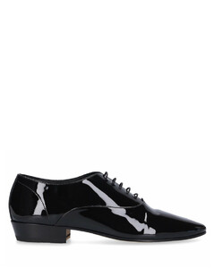 Lace up shoes LEON 30 patent leather
