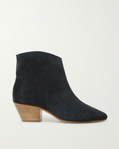 Dacken Suede Ankle Boots - FR36