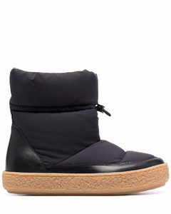 Luchino Leather Knee Boots - IT34