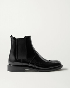 Ceril Glossed-leather Chelsea Boots - IT36
