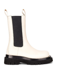 BV Lug Boots in White