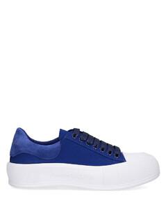 Low-Top Sneakers DECK PLIMSOLL