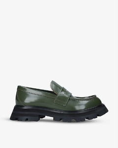 Wander Hybrid leather loafers