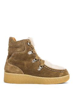 Alpica Boot in Taupe