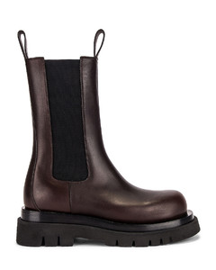 Lug Boots in Chocolate