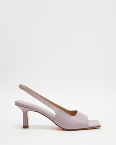 Woman Rubber-trimmed Glossed-leather Platform Ankle Boots