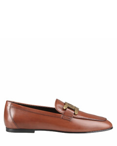 Kate Logo Plaque Loafers