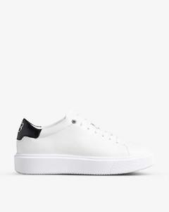 Motosa皮革踝靴
