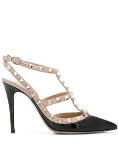 Garavani With Heel Black