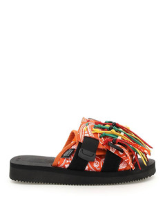 MAXMARA BEBOOT BOOT CROCODILE-PRINT BROWN LEATHER