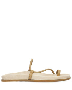 10mm Bari Leather Thong Sandals