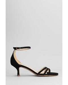 Jessie Lug Sport Sandals