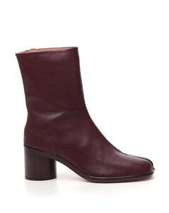 Tabi chunky-heel boots