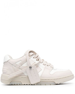 Out Of Office Leather Sneakers