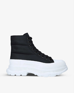 Lined Mid Front Zip Boot
