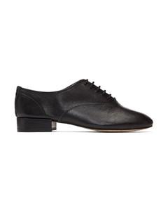 黑色Zizi牛津鞋