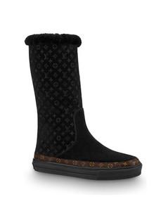 Snowball Flat Half Boot